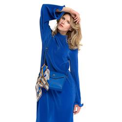 Dámská kabelka, modrá, 86-4E-455-N, Obrázek 1
