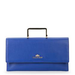 Dámská kabelka, modrá, 87-4E-439-N, Obrázek 1