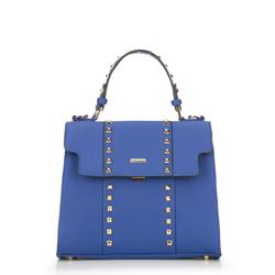 Dámská kabelka, modrá, 87-4Y-756-N, Obrázek 1