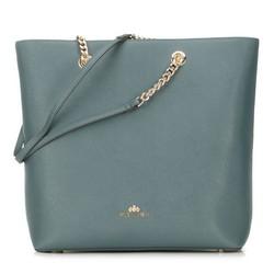Dámská kabelka, modrá, 89-4E-400-N, Obrázek 1
