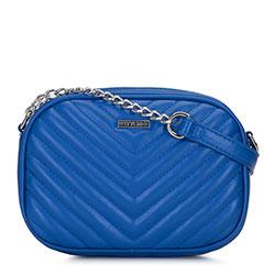 Dámská kabelka, modrá, 92-4Y-573-7, Obrázek 1