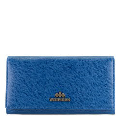 Dámská peněženka, modrá, 13-1-048-RN, Obrázek 1