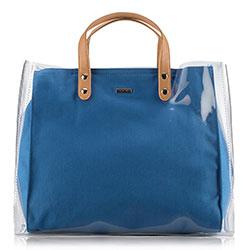 Dámská taška, modrá, 88-4Y-556-N, Obrázek 1