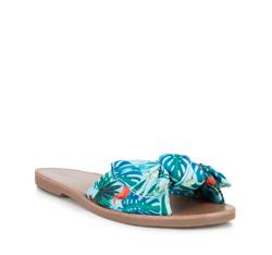 Dámské boty, modrá, 88-D-753-N-36, Obrázek 1