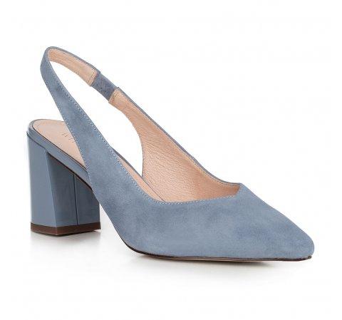 dámské semišové sandály