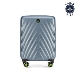 Kabinové zavazadlo, světlo modrá, 56-3P-801-90, Obrázek 1
