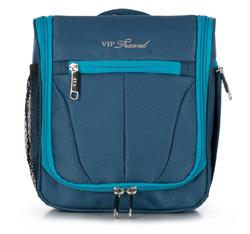 Kosmetická taška, modrá, V25-3S-234-95, Obrázek 1