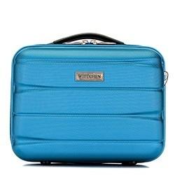 Kosmetický kufřík, modrá, 56-3A-364-96, Obrázek 1