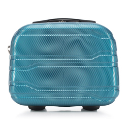 Kosmetický kufřík, modrá, 56-3P-984-96, Obrázek 1