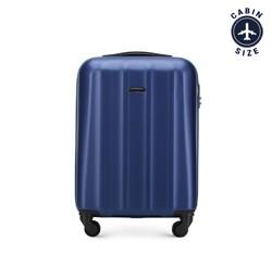 Kabinový kufr, modrá, 56-3P-111-95, Obrázek 1