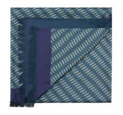 Pánská šála, modrá, 85-7M-S42-X4, Obrázek 1