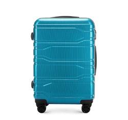 Střední cestovní kufr, modrá, 56-3P-882-95, Obrázek 1