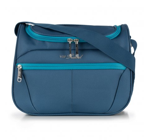 Kosmetická taška, modrá, V25-3S-235-15, Obrázek 1