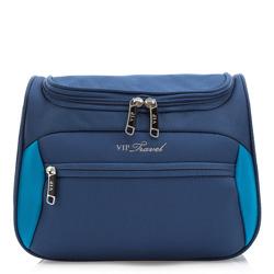 Toaletní taška, modrá, V25-3S-235-99, Obrázek 1