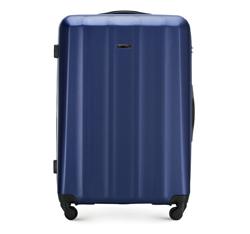 Velký kufr, modrá, 56-3P-113-95, Obrázek 1