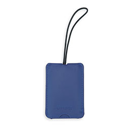 Jmenovka na zavazadlo, modrá, 56-30-010-90, Obrázek 1