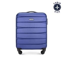 Kabinové zavazadlo, modro-fialová, 56-3A-361-91, Obrázek 1