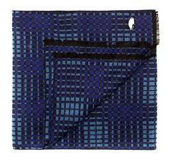 Pánská šála, modro-fialová, 85-7M-S41-X4, Obrázek 1