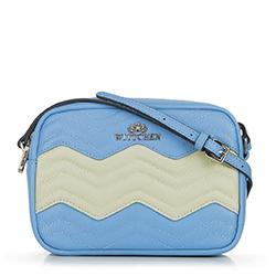 Dámská kabelka, modro-šedá, 90-4E-614-8N, Obrázek 1