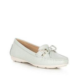 Dámské boty, modro - zelená, 90-D-700-Z-38, Obrázek 1