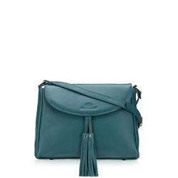 Dámská kabelka, mořská modrá, 88-4E-931-Z, Obrázek 1