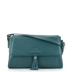 Dámská kabelka, mořská modrá, 88-4E-933-Z, Obrázek 1