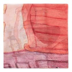 Női sál, narancs - sárga, 86-7D-S40-X03, Fénykép 1