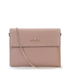 Női táska, néma rózsaszín, 87-4-563-M, Fénykép 1