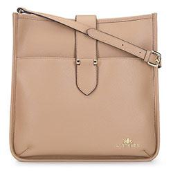 Dámská kabelka, nude, 92-4E-651-9, Obrázek 1