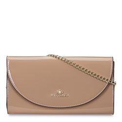 Dámská kabelka, nude, 92-4E-660-9, Obrázek 1