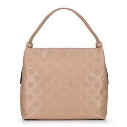 Dámská kabelka, nude, 92-4E-697-9, Obrázek 1