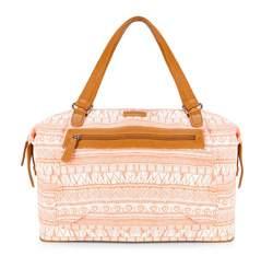 Damentasche, orange-braun, 82-4Y-515-6, Bild 1