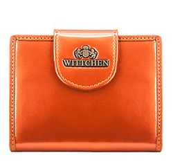 Brieftasche, orange, 25-1-362-6, Bild 1