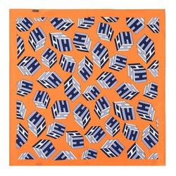 Frauenhalstuch, orange, 88-7D-S14-X14, Bild 1