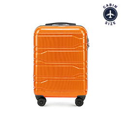 Kabinentrolley 55 cm, orange, 56-3P-881-55, Bild 1