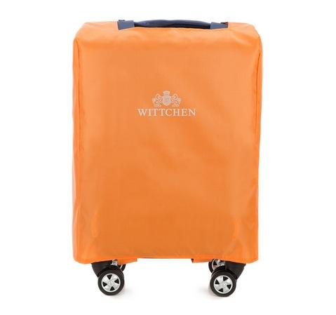 Чехол для чемодана 20'''', оранжевый, 56-3-031-6, Фотография 1