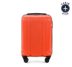 Чемодан ручная кладь, оранжевый, 56-3P-861-55, Фотография 1