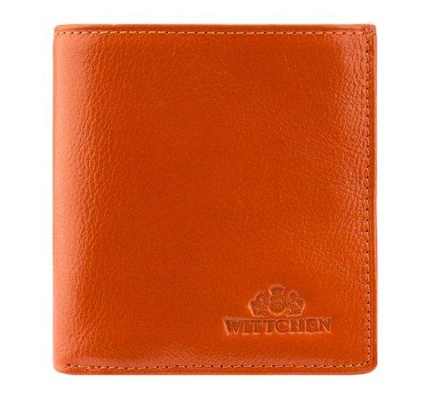 Кошелек, оранжевый, 21-1-065-10, Фотография 1