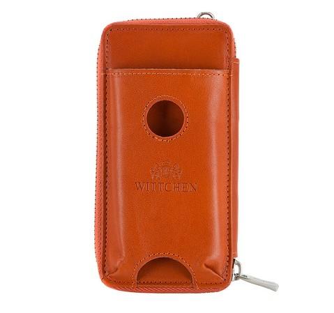 Кошелек, оранжевый, 22-1-114-3, Фотография 1