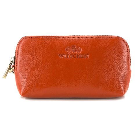Косметичка, оранжевый, 21-3-383-1, Фотография 1