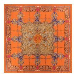 Платок женский, оранжевый, 88-7D-S31-X12, Фотография 1