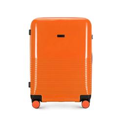 Средний чемодан, оранжевый, 56-3H-572-55, Фотография 1