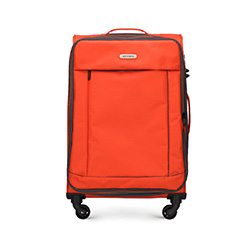 Средний чемодан, оранжевый, 56-3S-462-56, Фотография 1
