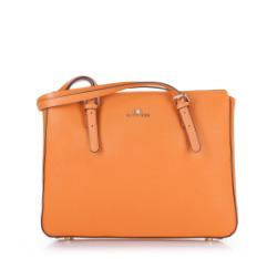 Dámská kabelka, oranžová, 85-4E-444-6, Obrázek 1