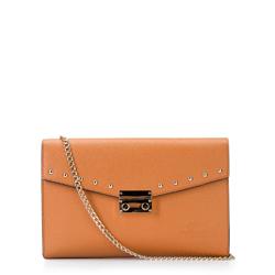 Dámská kabelka, oranžová, 87-4-261-5, Obrázek 1