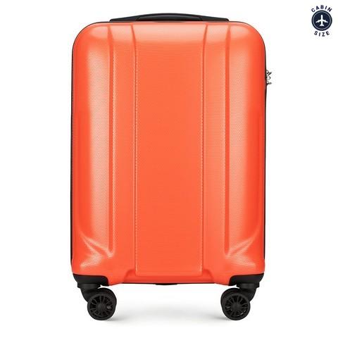 Kabinové zavazadlo, oranžová, 56-3P-861-56, Obrázek 1