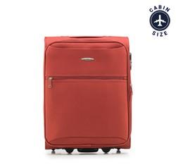Kabinový cestovní kufr, oranžová, V25-3S-241-65, Obrázek 1