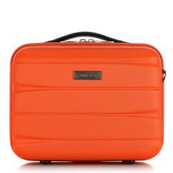Kosmetický kufřík, oranžová, 56-3A-364-56, Obrázek 1