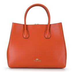 Dámská kabelka, oranžová, 92-4E-606-60, Obrázek 1