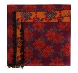 Pánská šála, oranžová, 85-7M-S40-X2, Obrázek 1